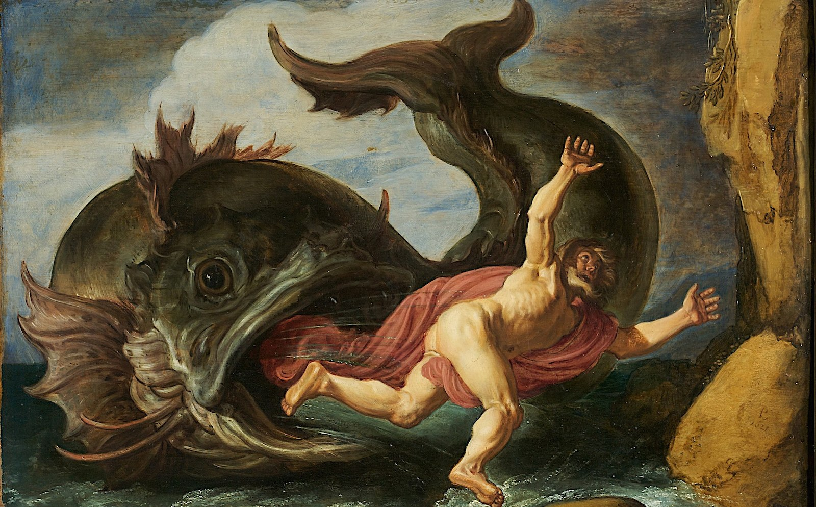 reflection on jonah and the great Daily reflection of creighton jonah hears the invitation to get up some proclaimers of god's word have great success and others moan with discouragement.