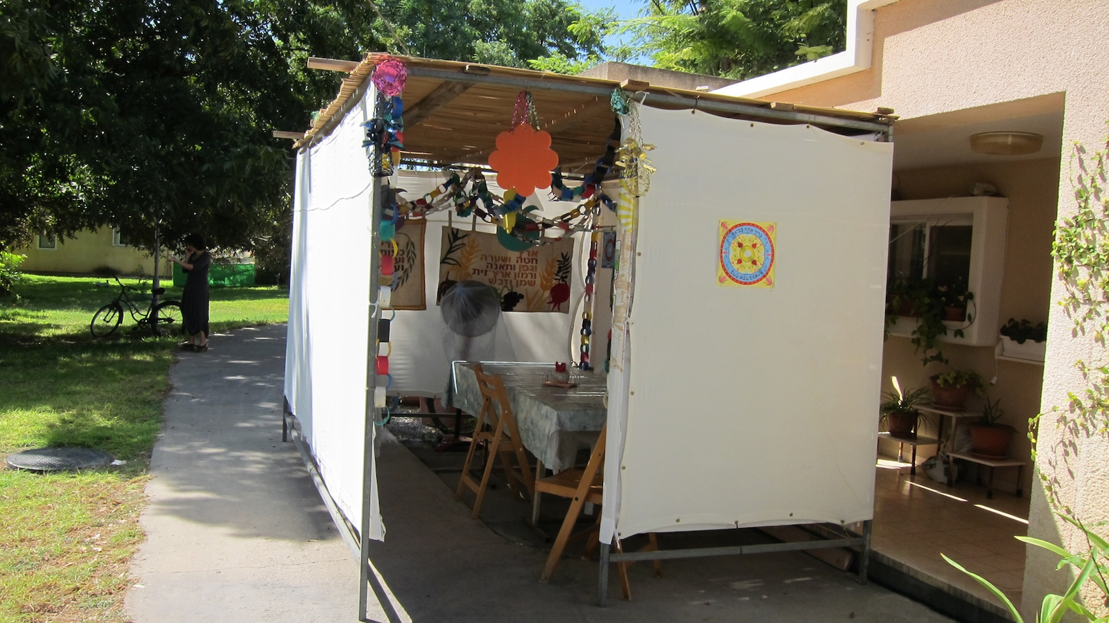 What Is A Sukkah? | My Jewish Learning