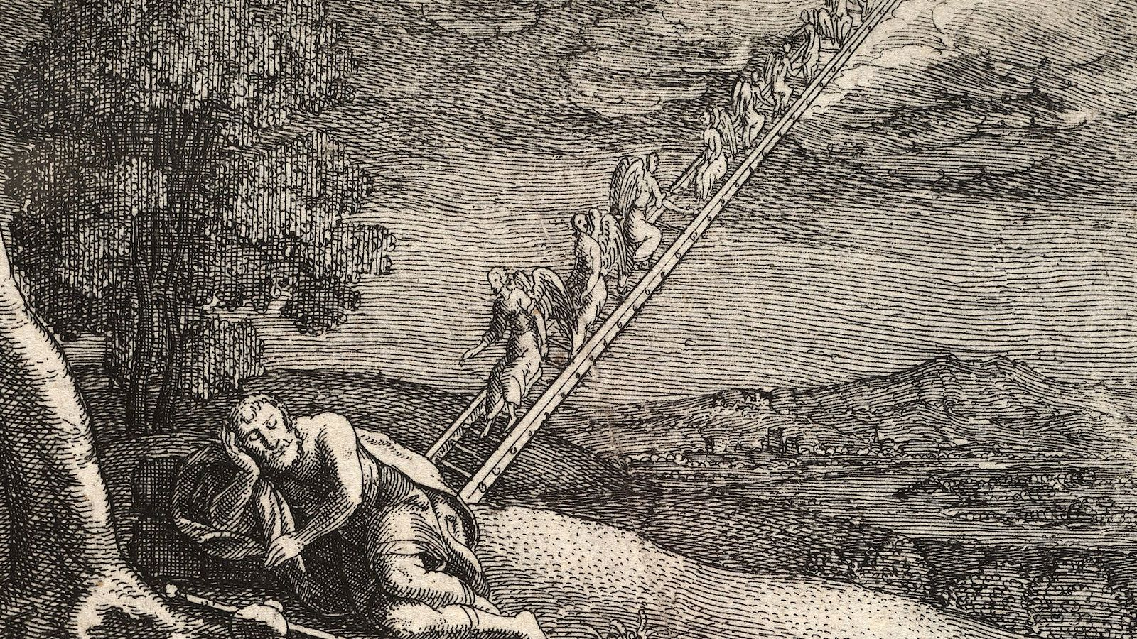 Understanding Jacobs Ladder My Jewish Learning