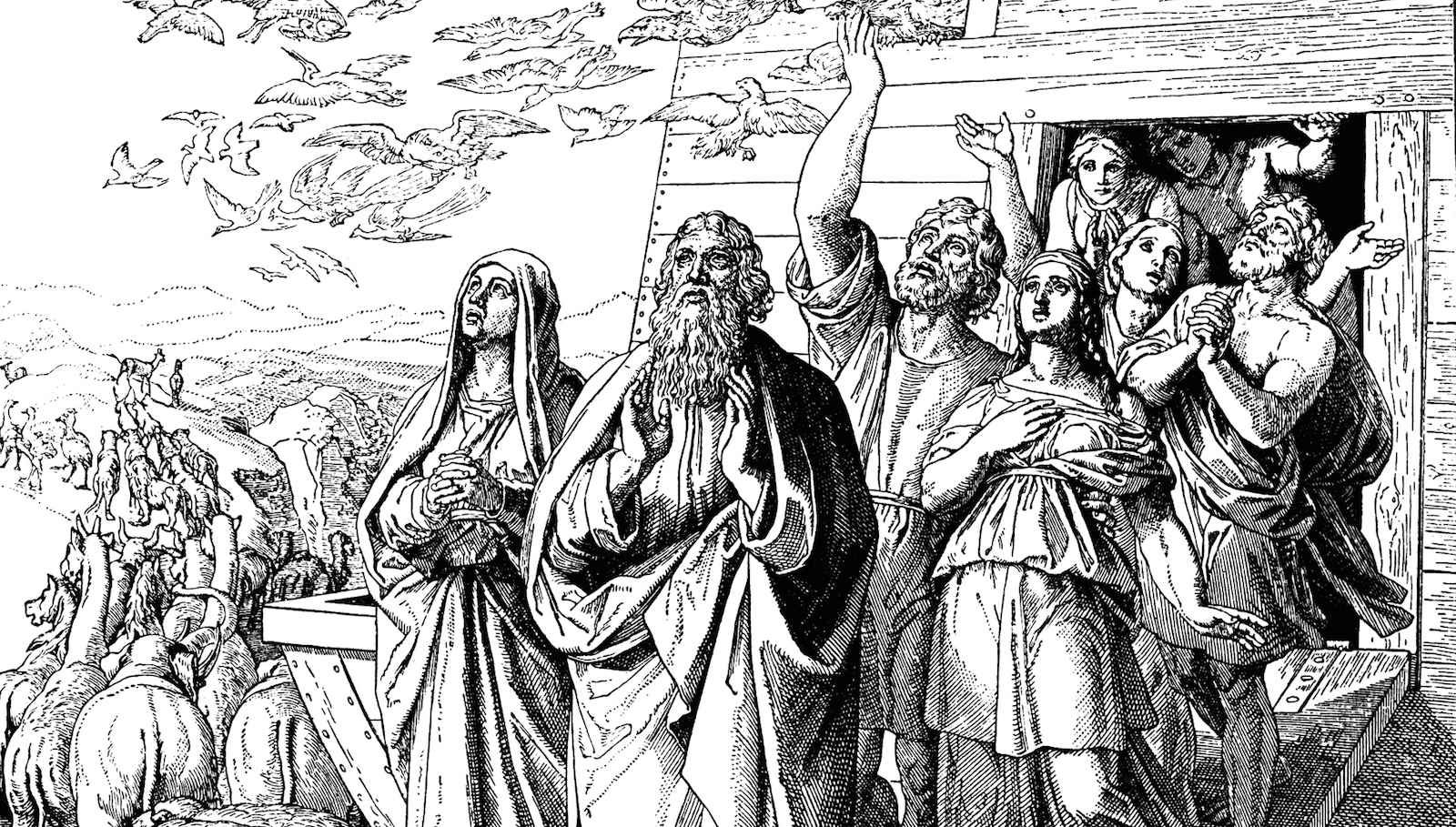 similarities in the mesopotanian and hebrew flood stories The story of noah and the flood is one of the most famous incidents in judaic scripture, the torah  how do egyptian, jewish & mesopotamian beliefs differ.