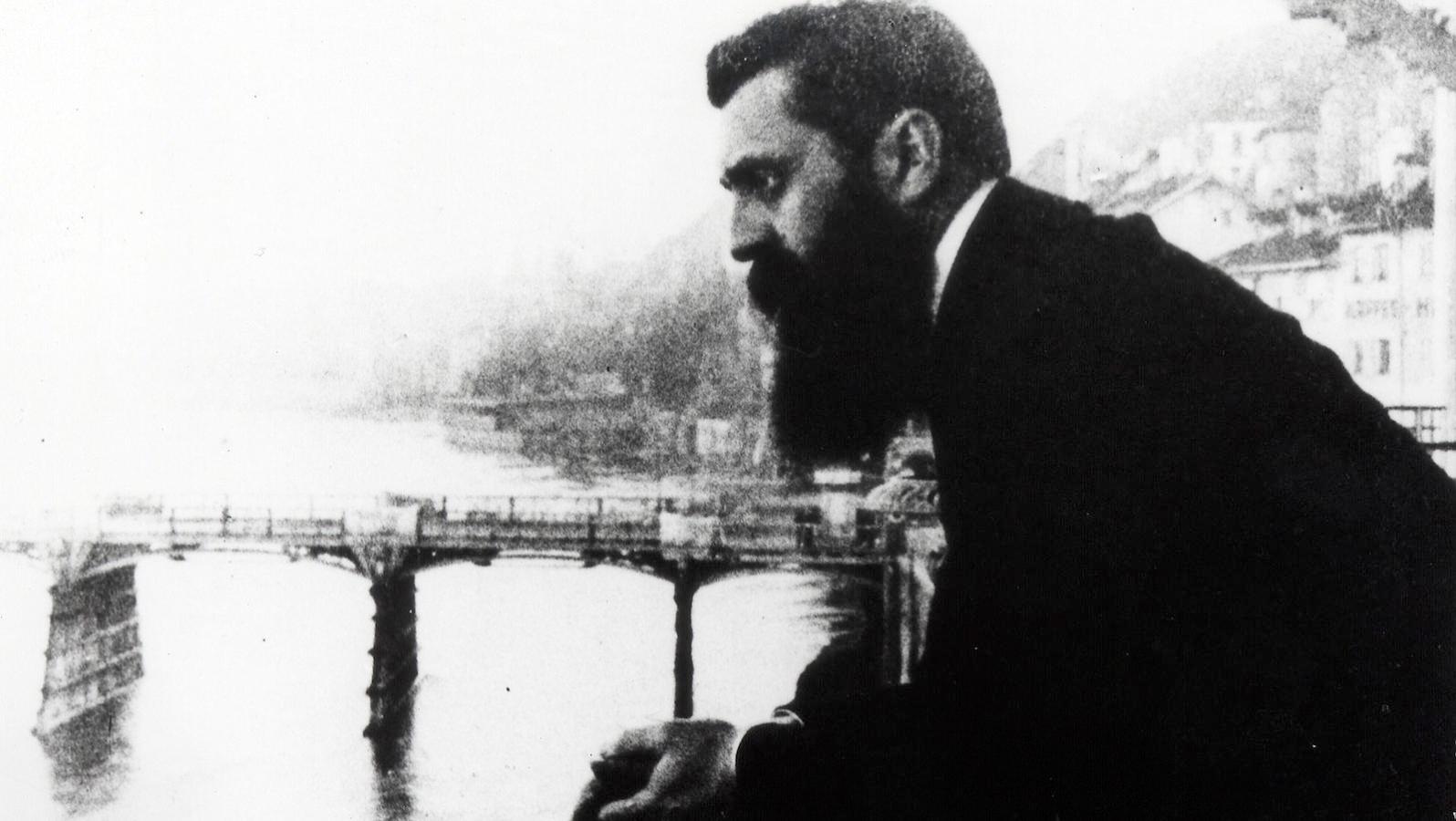 Theodor Herzl   My Jewish Learning