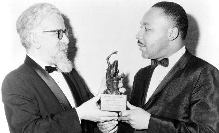 Image result for martin luther king jr abraham joshua heschel