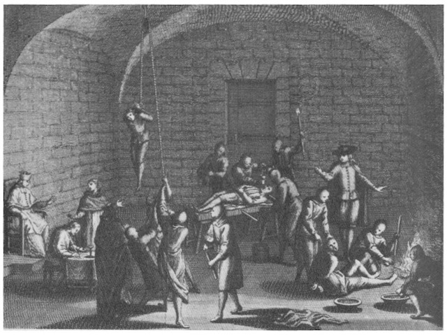 spanish inquisition torture (wikimedia)