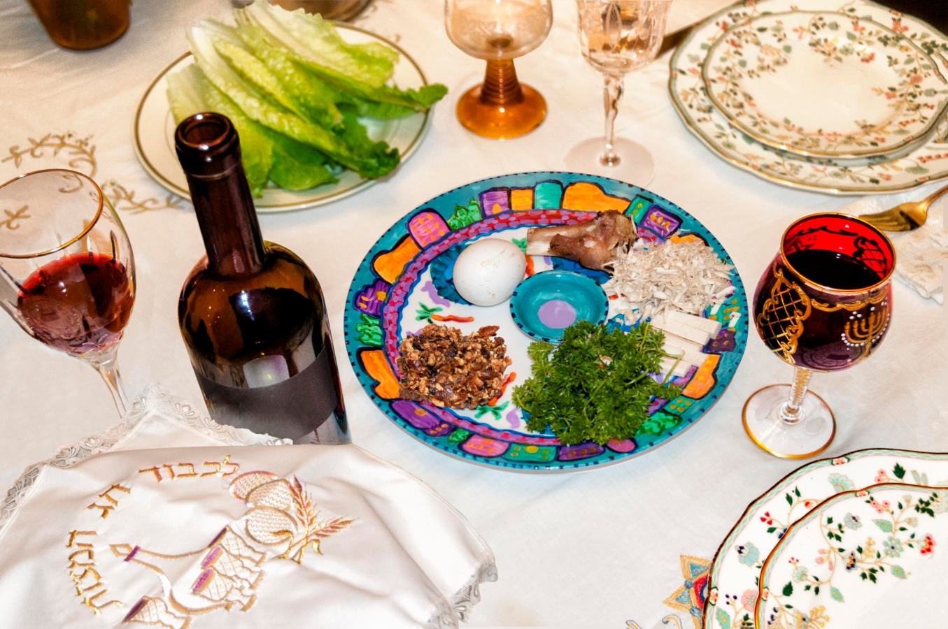 How to Participate in a Passover Seder advise