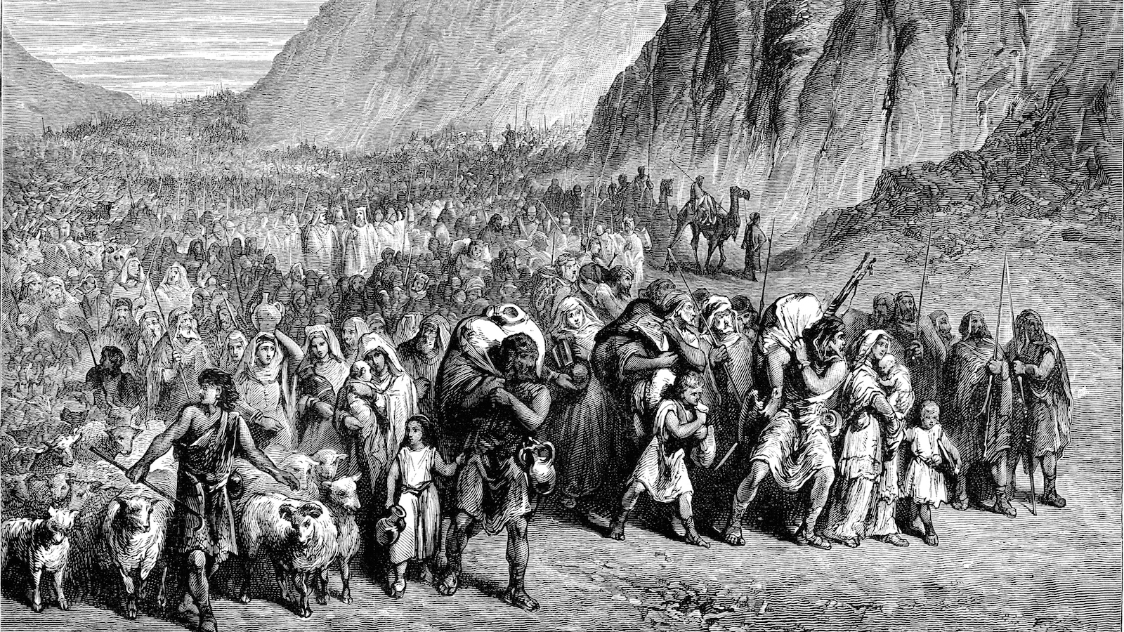 Why The Exodus Was So Significant | My Jewish Learning