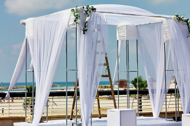 Personalizing the Chuppah : jewish wedding tent - memphite.com