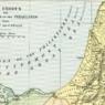 bible exodus israel map