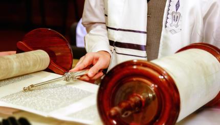 torah aliyah aufruf yad