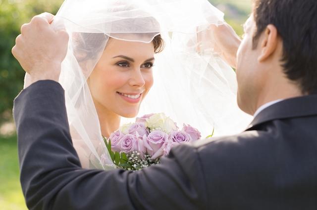The Veiling Ceremony