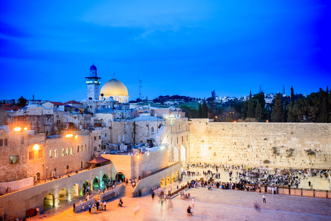 Travel Warning for Israel Ahead of Jerusalem Statement