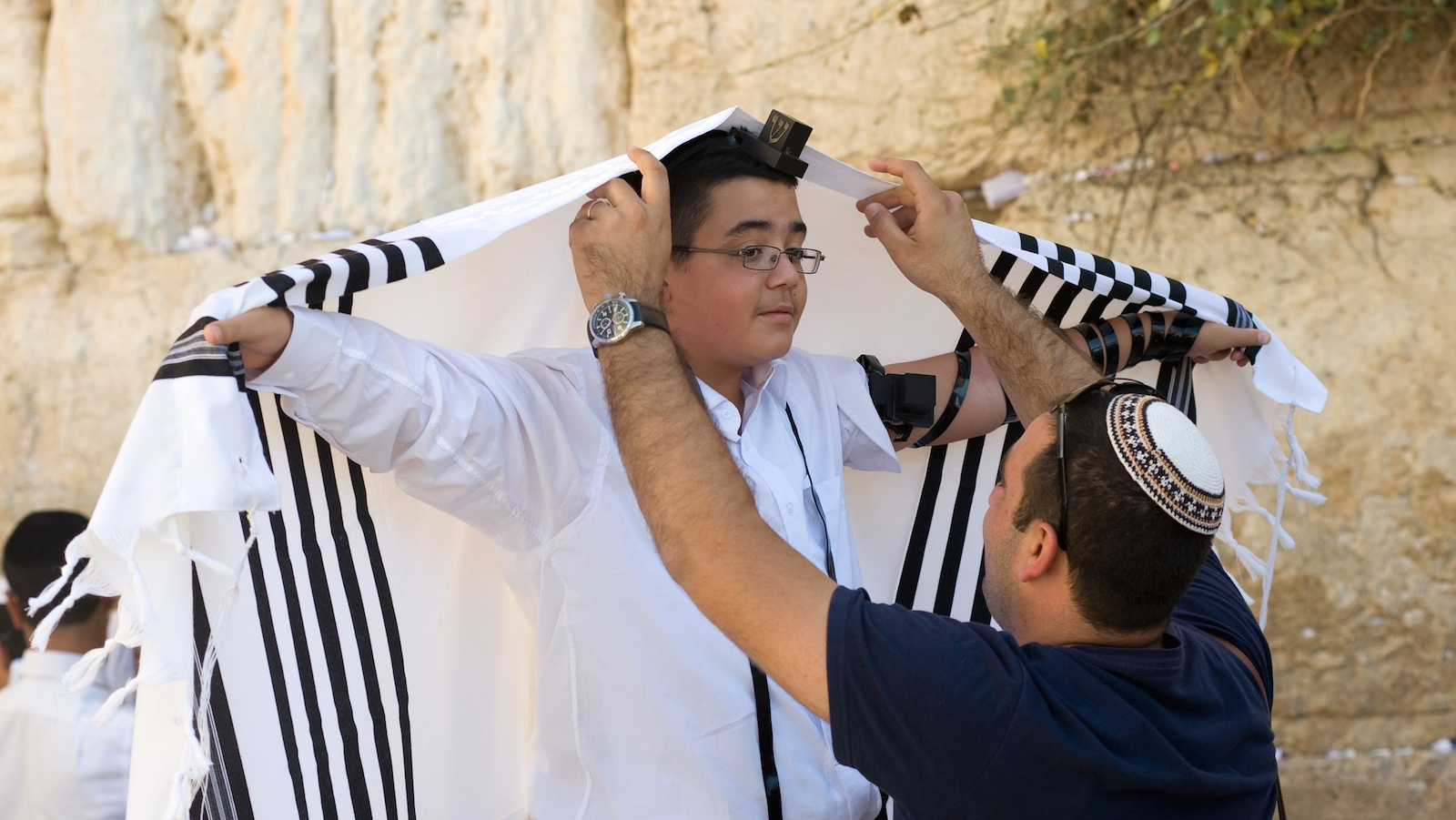 Kippah Tallit And Tefillin My Jewish Learning