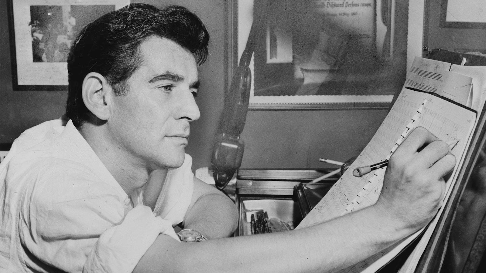 Leonard Bernstein: Jewish America's Favorite (Musical) Son | My Jewish Learning