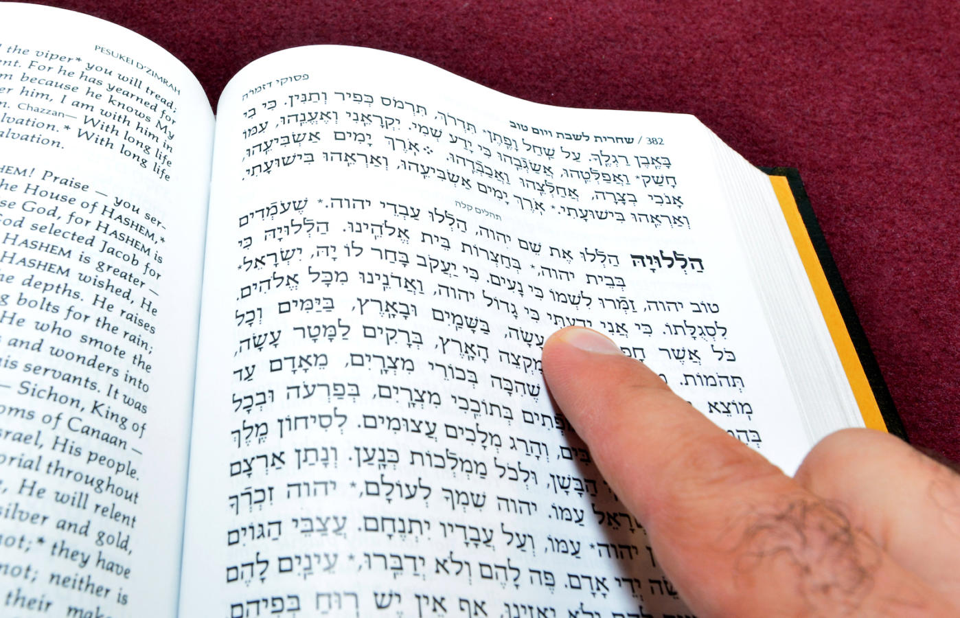 Hebrew and Prayer | My Jewish Learning