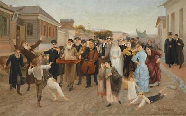 Clearing Up Myths About Shtetls My Jewish Learning