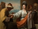 Benjamin_West_-_Isaac's_servant_tying_the_bracelet_on_Rebecca's_arm_-_Google_Art_Project