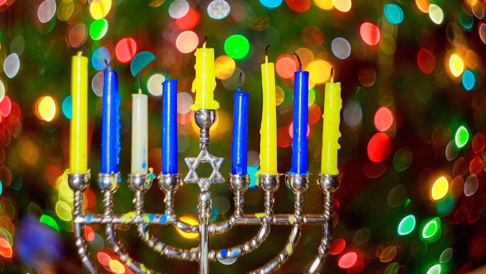 how christmas transformed hanukkah in america my jewish learning