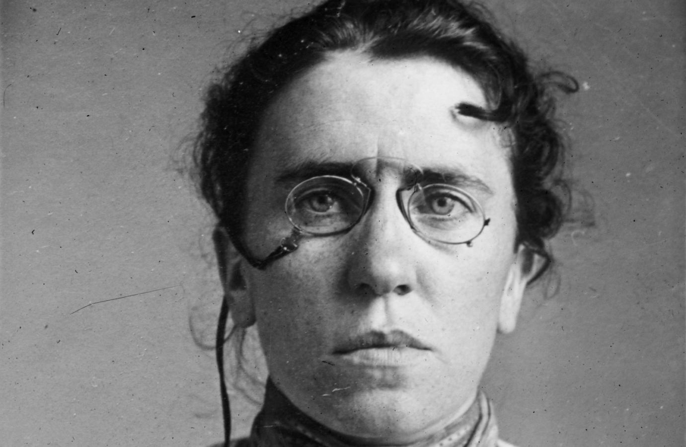 Image result for william MCKINLEY emma goldman