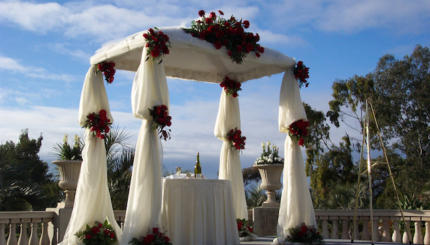 chuppah huppah jewish wedding