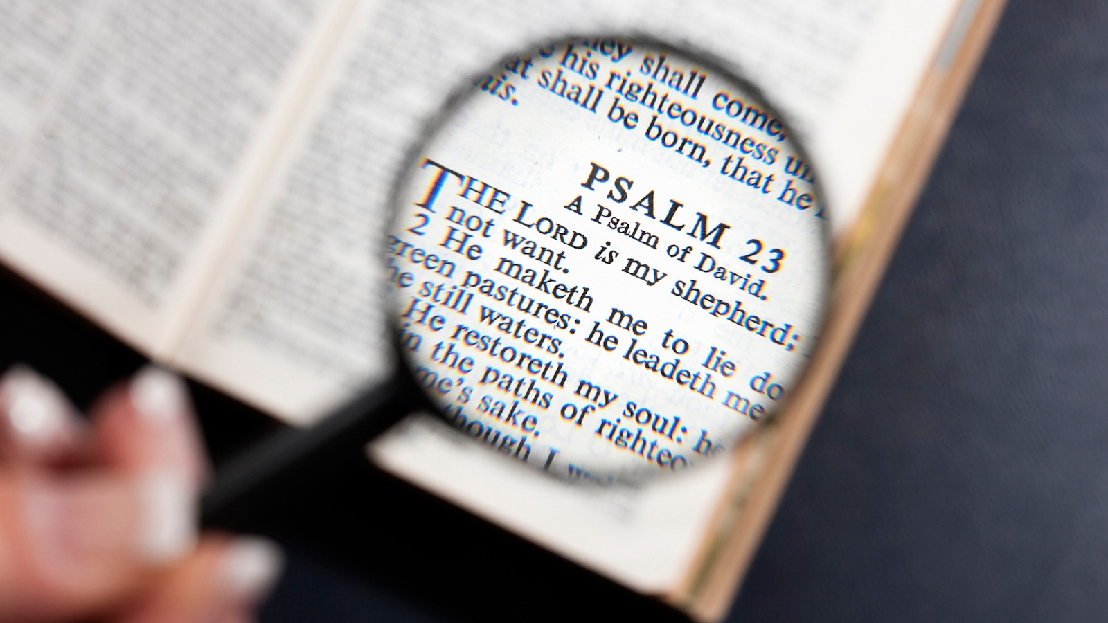 Psalms as the Ultimate Self-Help Tool | My Jewish Learning