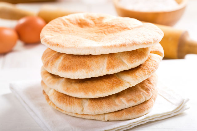 Pita Bread My Jewish Learning