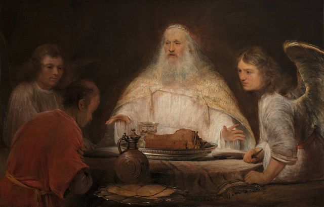 Aert_de_Gelder_009 abraham with angels