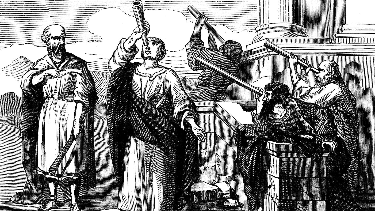 Judaism & Science in History | My Jewish Learning