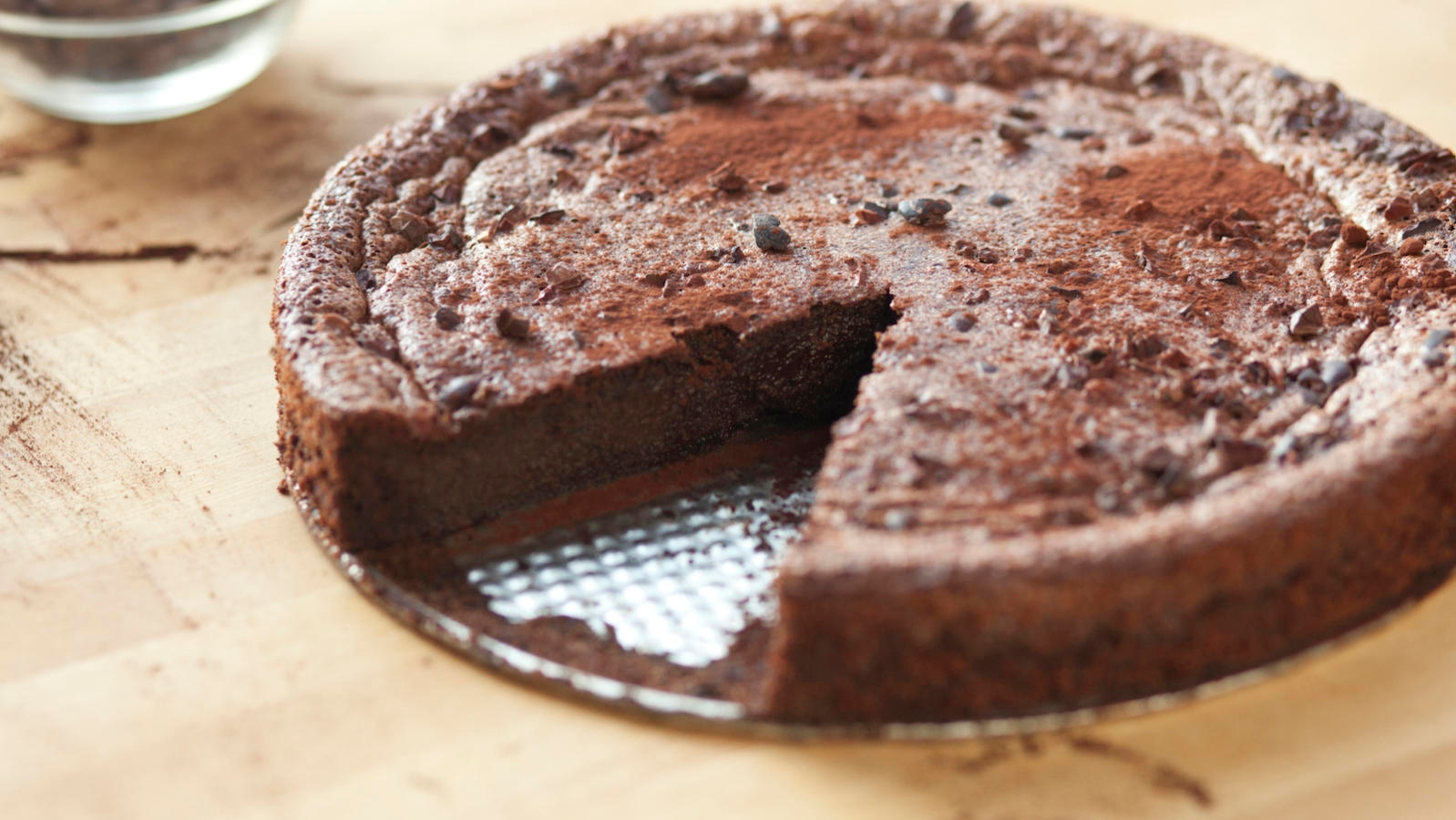 passover flourless chocolate cake