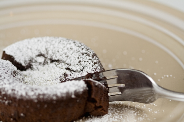 Chocolate lava cake.  I thoroughly enjoyed this shoot.