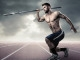 man with spear (shutterstock)