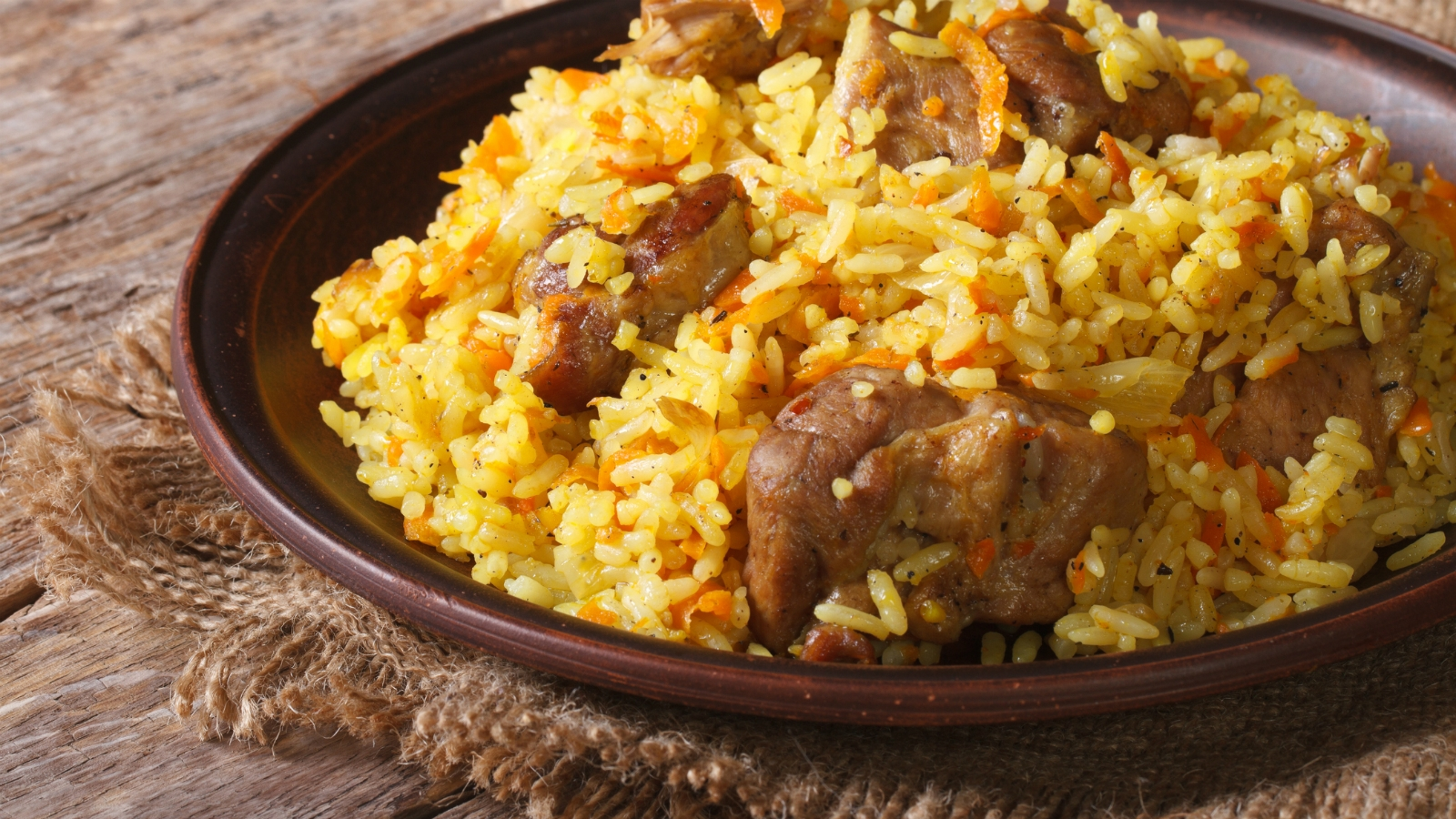 Plov (Pilaf) | My Jewish Learning
