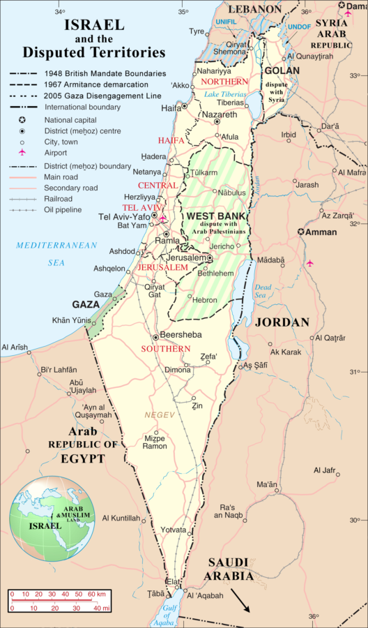 Dissertation israel assemblies of god israel