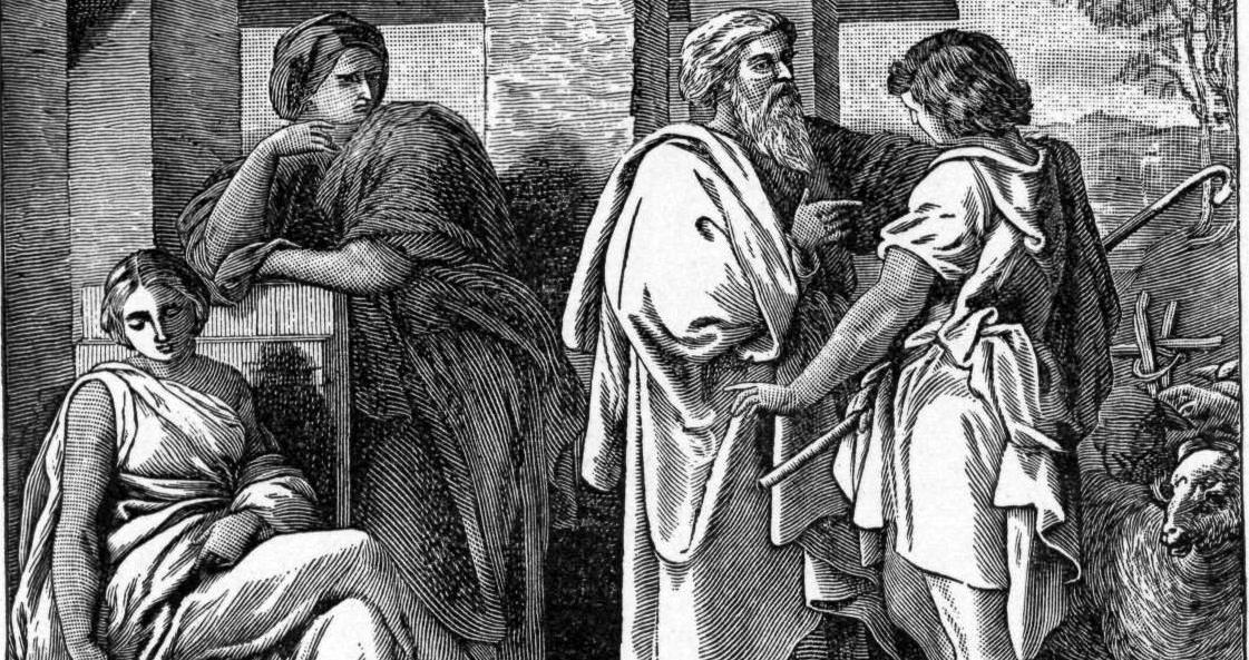 Bible study on isaac
