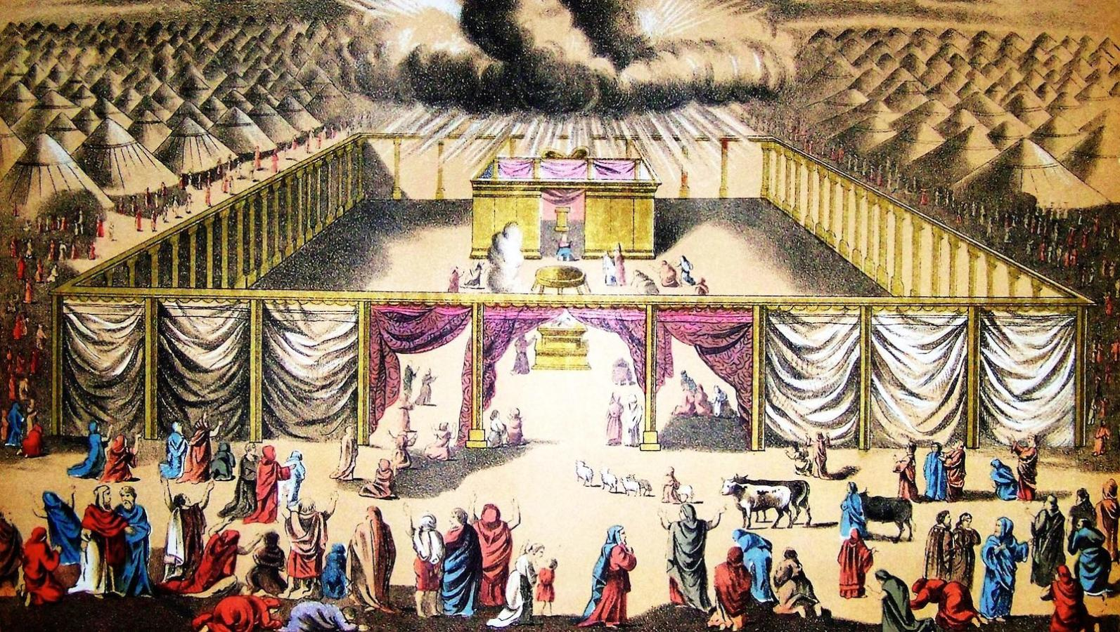Is the Mishkan Tabernacle God's Home   My Jewish Learning