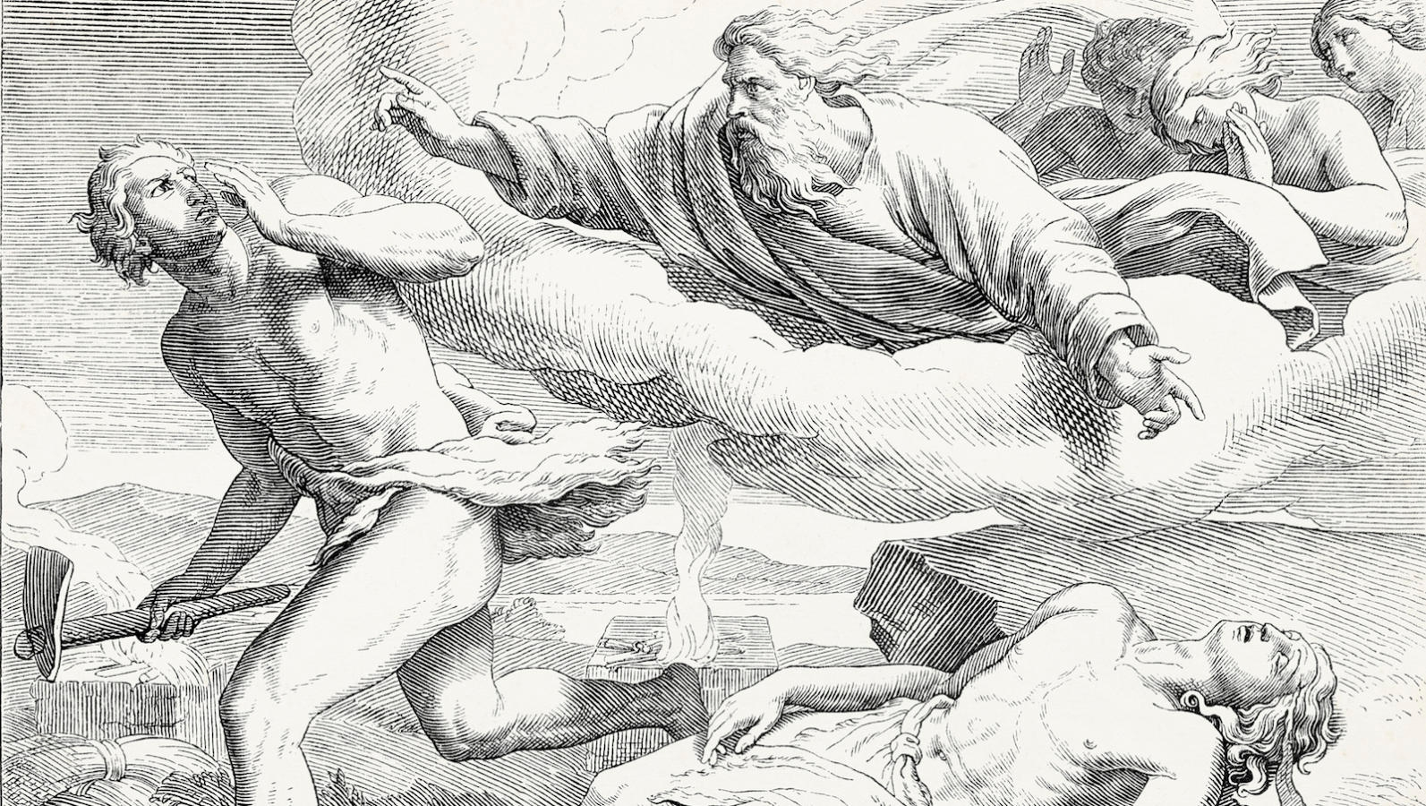 cain and abel my jewish learning