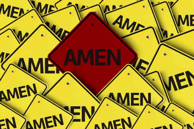 Image result for meaning of amen