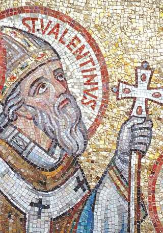 another legend from roughly the same time period the passion of the bishop valentine of terni is a longer and more complex version of the same story - Who Was St Valentine And What Did He Do