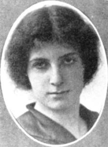 Golda Meir in Milwaukee in 1914. (Wikimedia Commons)