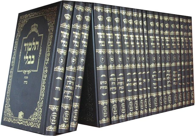 talmud set volumes