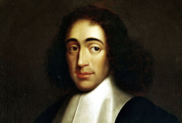 Baruch Spinoza (Wikimedia Commons)
