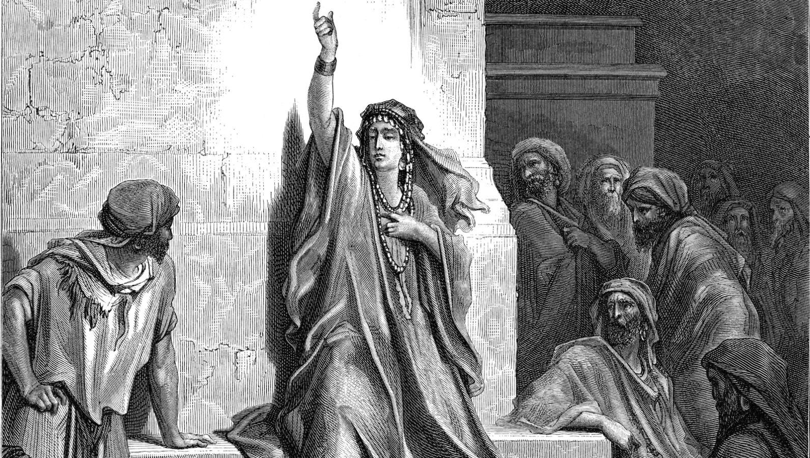 Deborah | My Jewish Learning