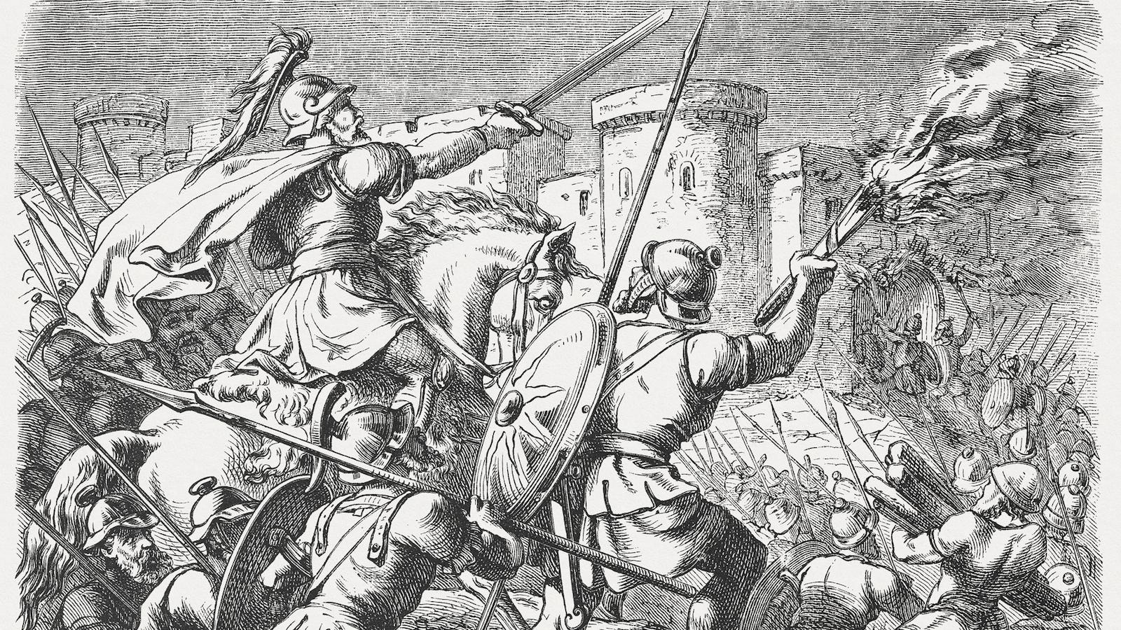 The Book of Joshua | My Jewish Learning
