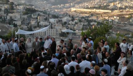 jerusalem israel weddings temple mount