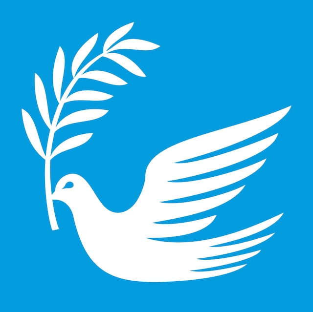 peace dove olive branch