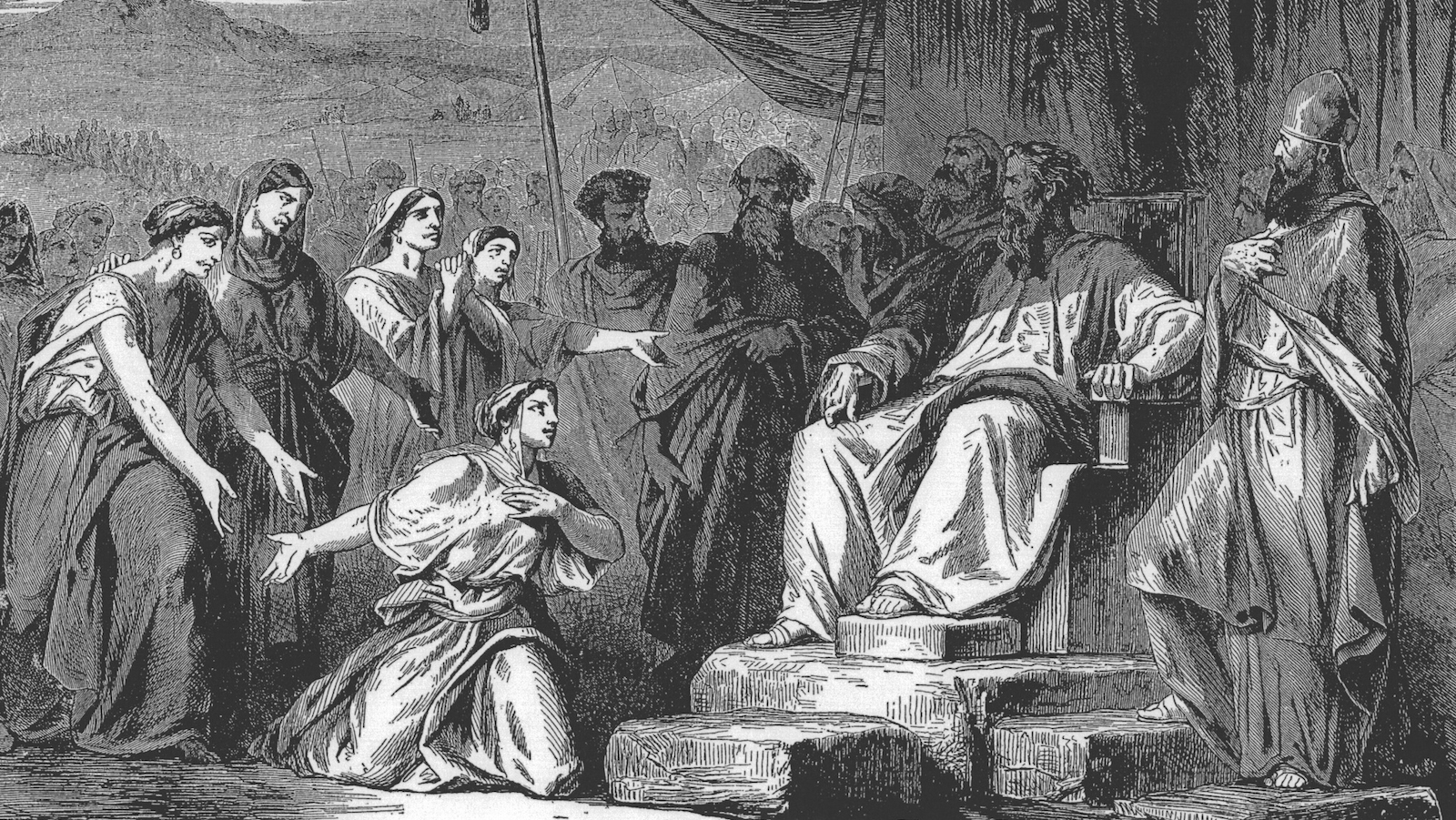 The Daughters of Zelophehad: Power and Uniqueness | My