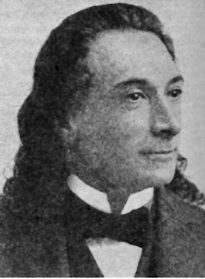 "Naftali Herz Imber, author of ""Hatikvah."" (Wikimedia Commons)"