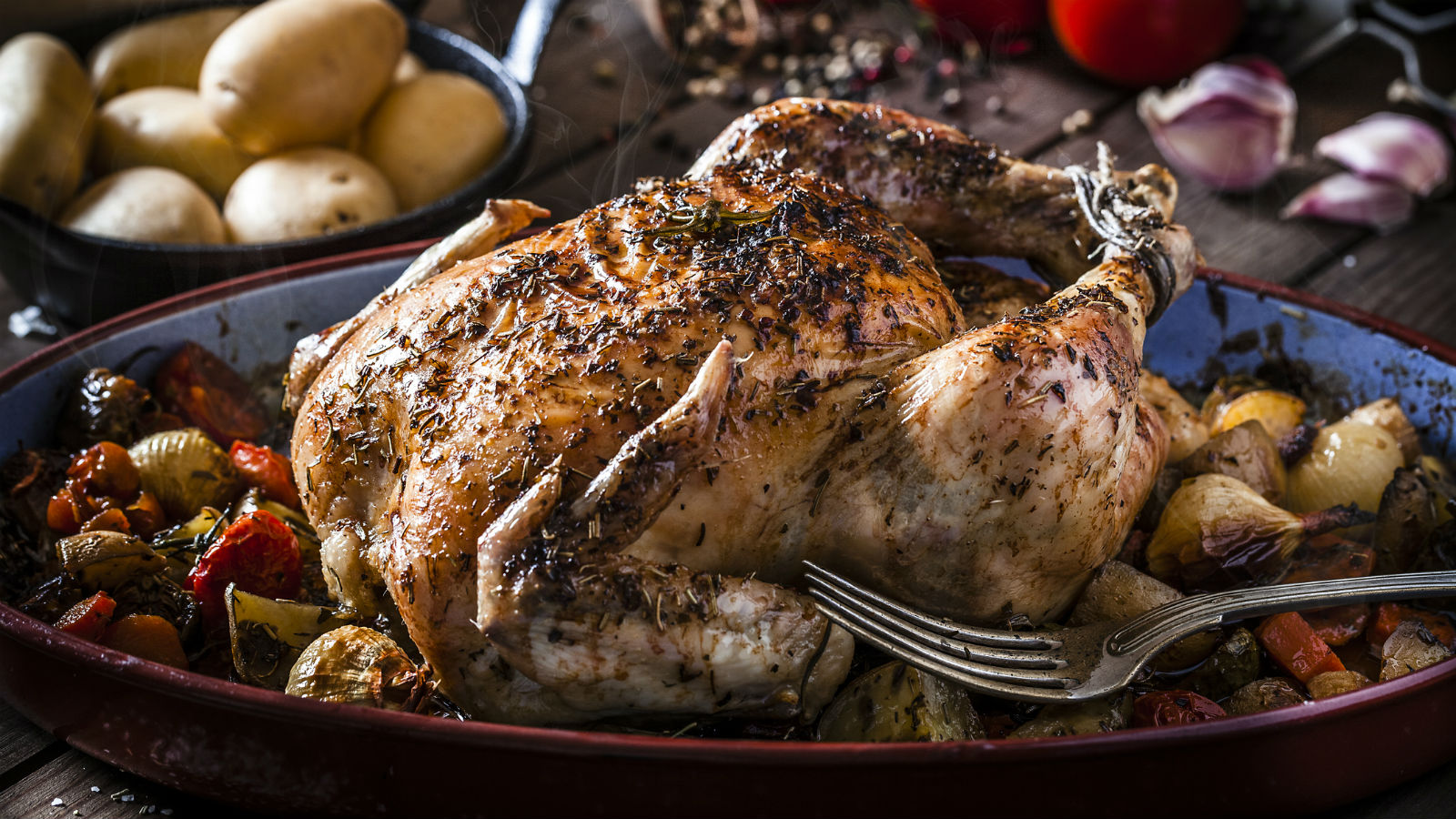 Roasted Chicken My Jewish Learning