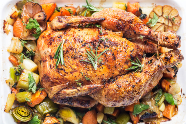 Best Roast Chicken | My Jewish Learning
