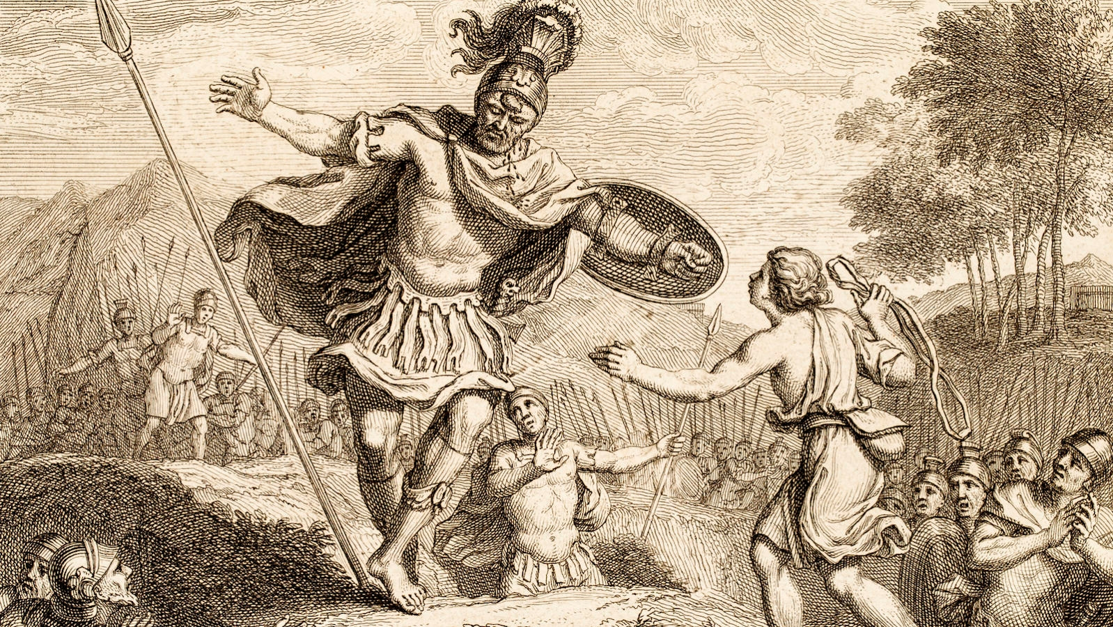david and goliath chutzpah bible