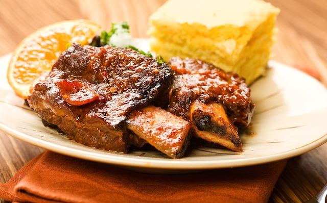 braised short ribs orange