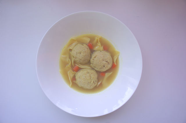 matzo ball soup main